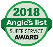 Vent Guys 2018 Angie's List Super Service Award