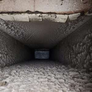 Twin Cities Commercial Air Duct Cleaning Before